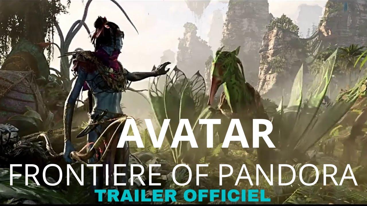 TRAILER AVATAR: FRONTIERS OF PANDORA - YouTube