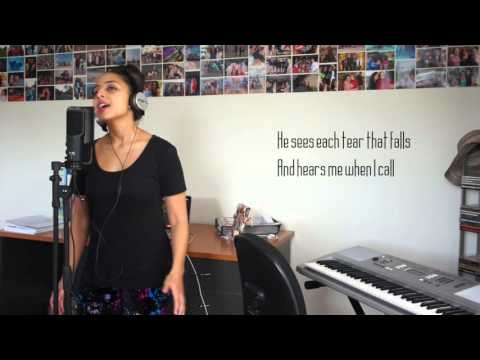 He Knows My Name (Cover) - Caitlin Attia