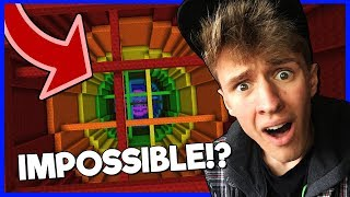 THE IMPOSSIBLE DROPPER!? | Minecraft Custom Map