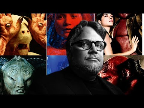 Guillermo Del Toro and his Monsters