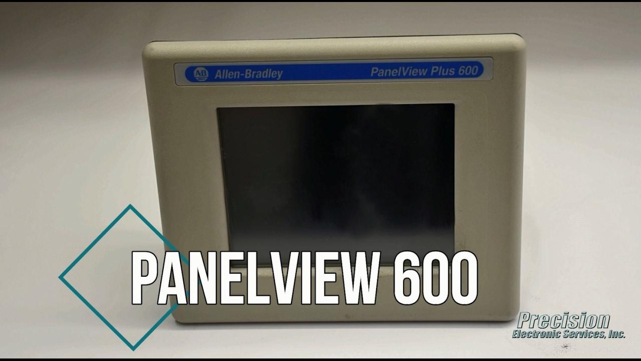 Allen Bradley PanelView 600 Repair