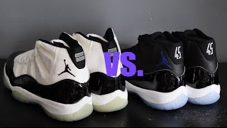 JORDAN XI SPACE JAMS