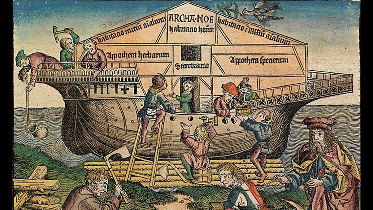 Biblical Series VI: The Psychology of the Flood Transcript