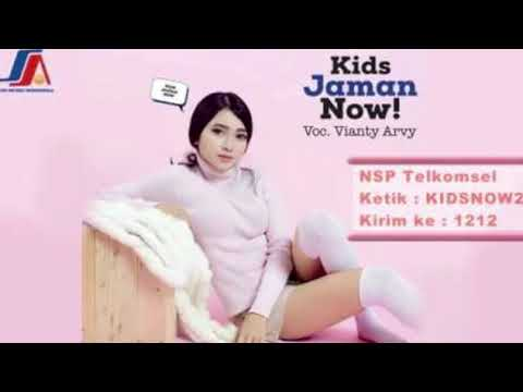Lagu hits dangdut 2018 kids jaman now - vianty arvy