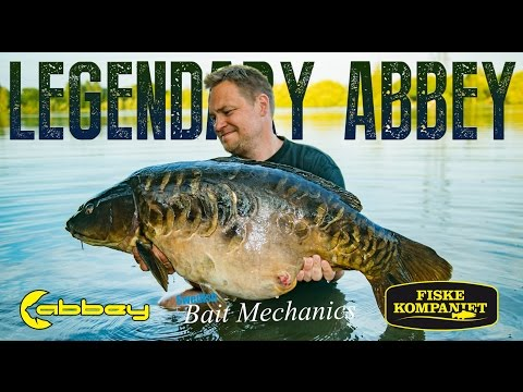 Carp Fishing In Legendary Abbey