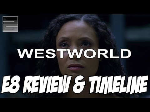 """Download Westworld Episode 8 Review and Timeline Breakdown - """"Trace Decay""""   SmokeScreen"""
