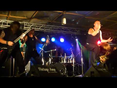 Complete concert - WOLFCHANT - live@Metal Embrace 2012 HD
