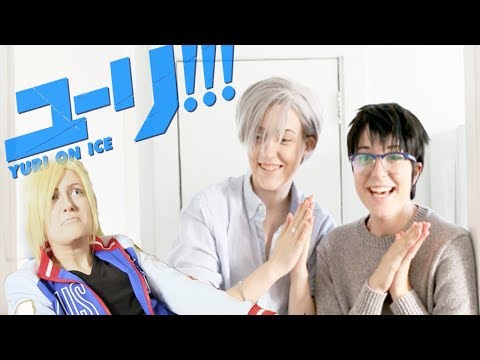 YURI!!! ON ICE : Ep. 5 The Birds, The Bees and Netflix
