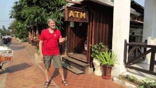 Money and the cost of things in Luang Prabang, Laos 2013