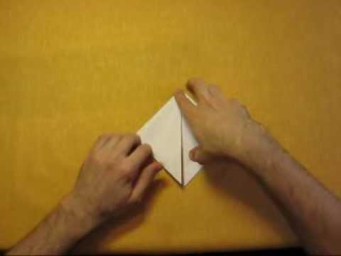 Оригами - Хлопушка