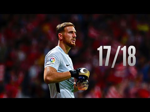 Jan Oblak ● Saves Compilation 2017/18丨Atletico Madrid丨HD