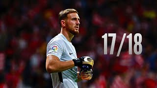 Jan Oblak  Saves Compilation 201718Atletico MadridHD