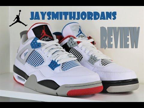 """jordan-4-""""what-the""""-review..........."""