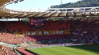 Roma - Genoa - L' urlo dei 70 mila - Roma Roma Roma #ASRoma