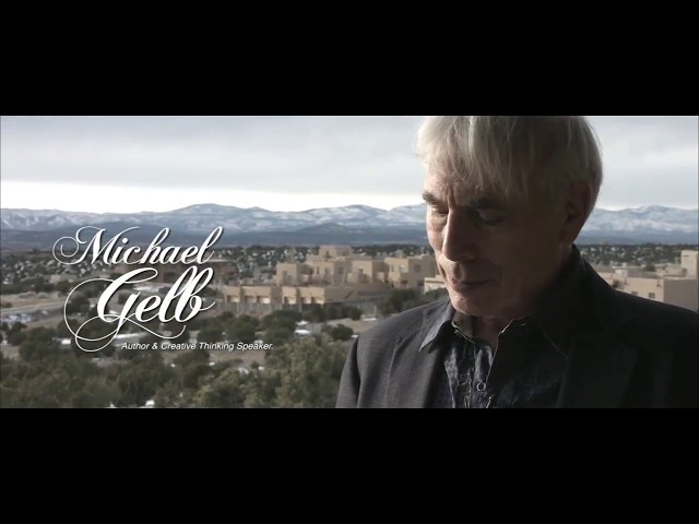 What If? Documentary: Michael J. Gelb clips - Pirata Films