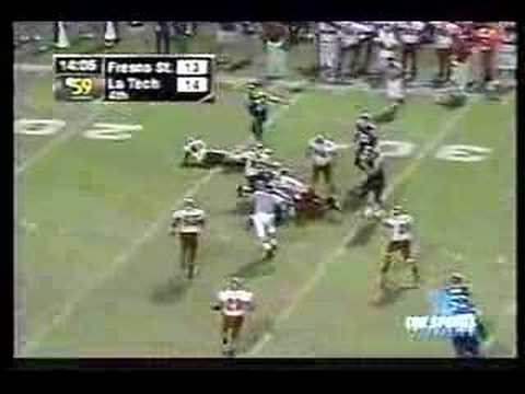 Louisiana Tech vs. Fresno St. - 2004