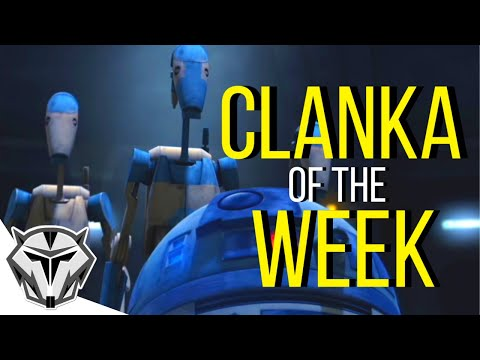 R2-D2's Battle Droid Squad | Clankas Of The Week