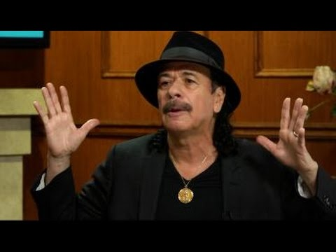 Legendary Carlos Santana Discusses Famed Career, Ferguson, Obama and Immigration