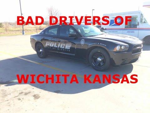 Bad Drivers of Wichita Kansas 2
