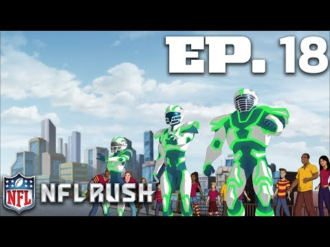 Ep. 18: Send in the Clones (2012 - Full Show) | NFL Rush Zone: Season of the Guardians
