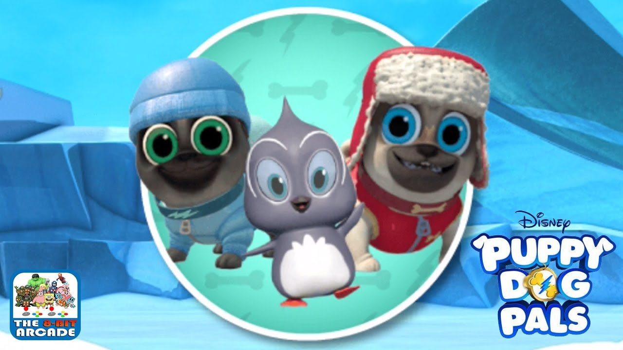 Puppy Dog Pals Pups On A Mission Ruff Ruff Rescue Disney Junior Games Youtube