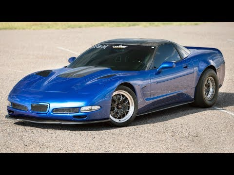 The ULTIMATE C5 Corvette - SO MUCH Carbon Fiber!