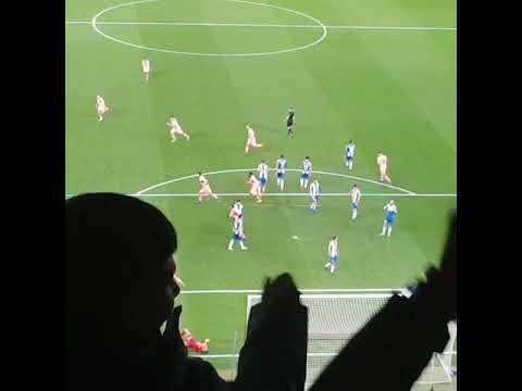 Golazo de Messi español Barcelona 8 de diciembre 2018