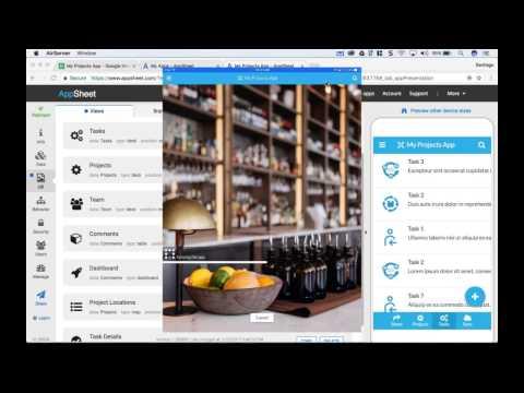 Build Project Management Apps With AppSheet - Deep Dive Webinar