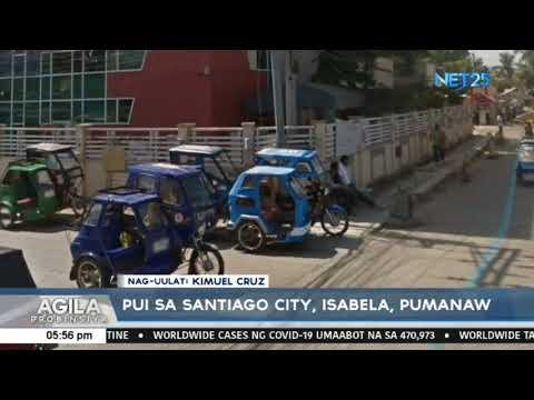 PUI sa Santiago City, Isabela, pumanaw