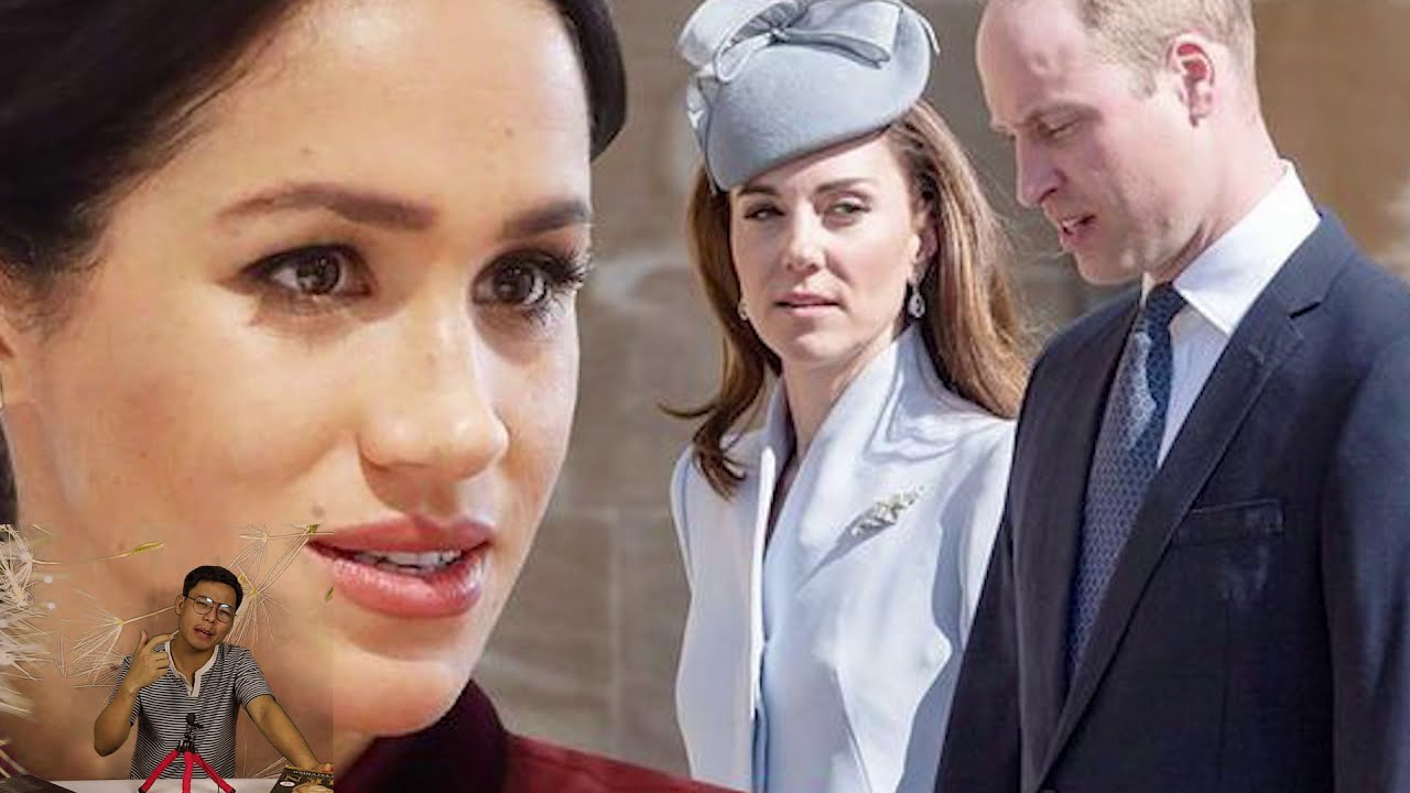 We Finally Understand Why Kate Middleton Hates Meghan Markle - YouTube