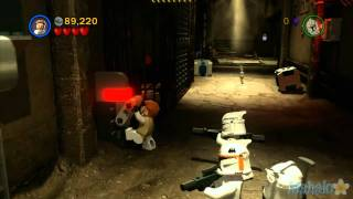 LEGO Star Wars III: The Clone Wars - Asajj Ventress - Chapter 5 - Innocents of Ryloth - Part 3