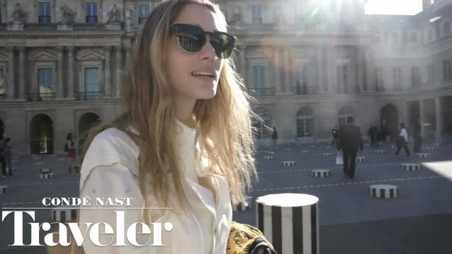 d8e6d7e9f871 Sofia s Paris Fashion Week Diary Part One - YouTube