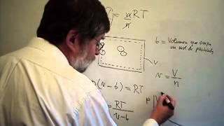 ESME010 8 Física Atómica y Molecular 7 Ecuación de Van der Waals