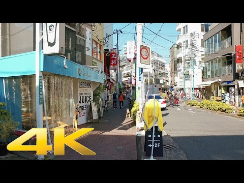 Walking around Shimokitazawa Setagaya, Tokyo - Long Take【東京・世田谷/下北沢】 4K