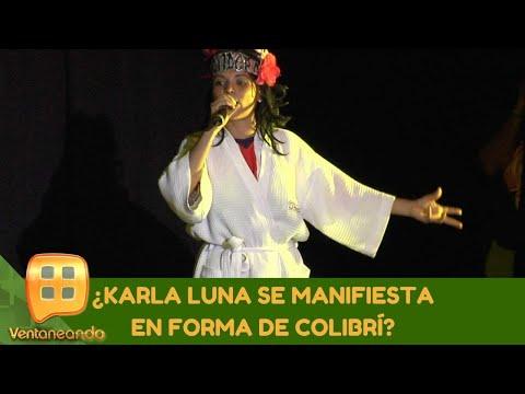 ¿Karla Luna se manifiesta en forma de colibrí?  Programa del 22 de septiembre de 2020   Ventaneando