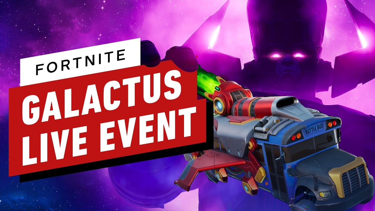 Download Fortnite Galactus Full Event (No Commentary)