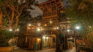 Disney at Dark: Disneyland's Jungle Cruise Nighttime Ride with Nightvision Full Experience HD POV