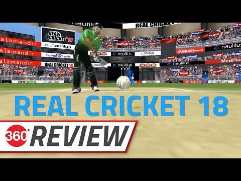 Real Cricket 18 Review | NDTV Gadgets360 com