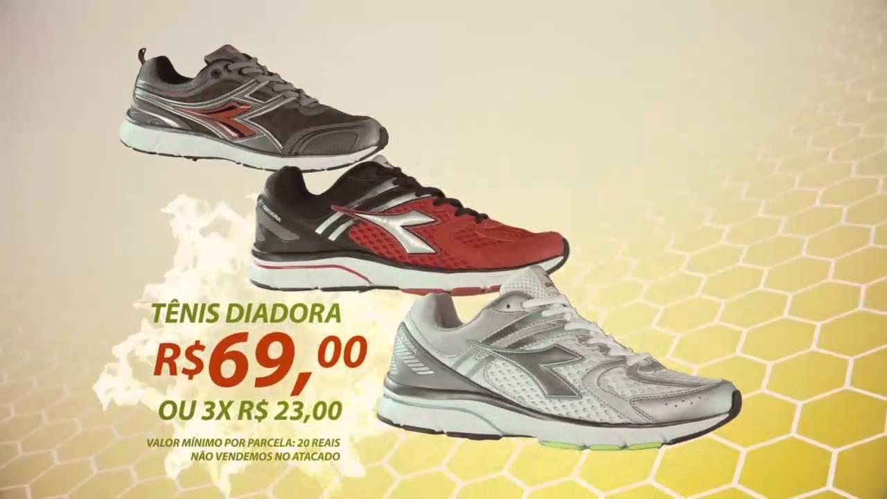 f0a6b6af5fd Nova Shop do Pé Sport - Sumaúma Park Shopping - YouTube