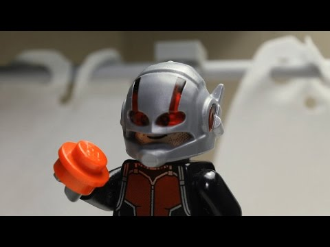 Ant-Man Lego Trailer Marvel 2015 poster