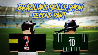 ROBLOX [CBM] • Brazilians Skills Show vol.2 • HD