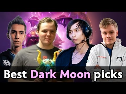Best Dark Moon picks by pros — Sumail, Bulldog, SingSing, Jerax