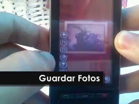 Livomes: Retro Camera (Alternative Instagram) On Nokia 5250