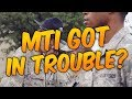 We Got Our MTI in Trouble / United States Air Force