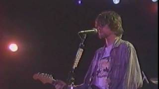 Nirvana - Heart-Shaped Box Live 1993 [Early Version] [HD 720p]