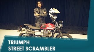 Sponsored: Triumph Street Scrambler | NDTV carandbike