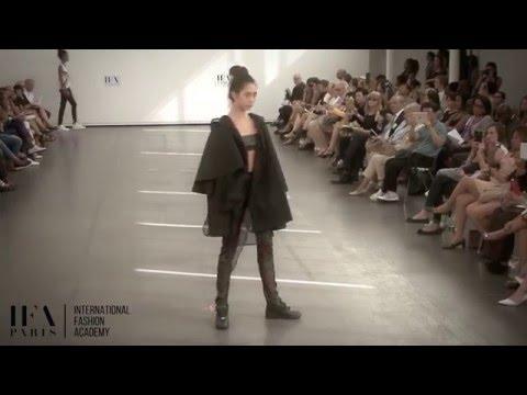 [FULL VIDEO] 2015 IFA Paris Fashion School Graduation Show in Paris FULL