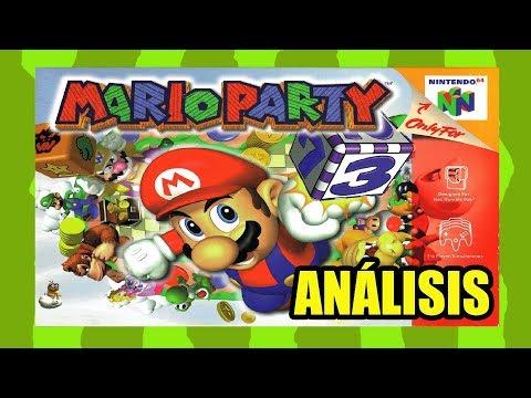 """¿Qué pasó con Mario Party 1? """"Watermelon Gameplays"""""""
