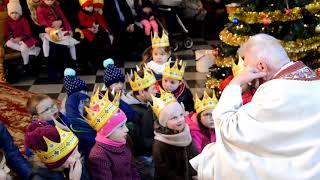 Orszak Królewski - Święto 3 Króli + Kazanie dla dzieci