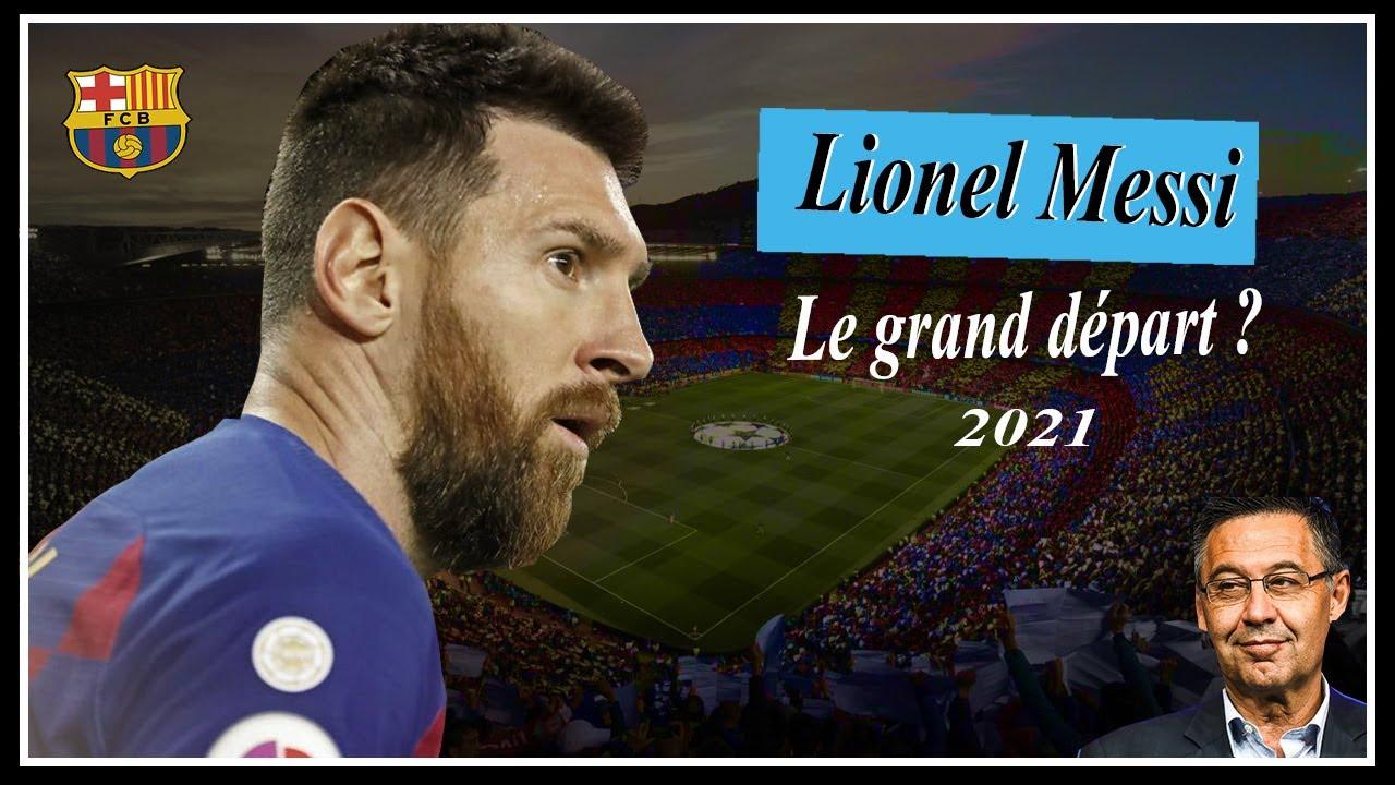 🚨 Pourquoi LIONEL MESSI refuse de prolonger son contrat au Barça ?